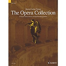 Schott The Opera Collection String Series Softcover Composed by Various Arranged by Barrie Carson-Turner