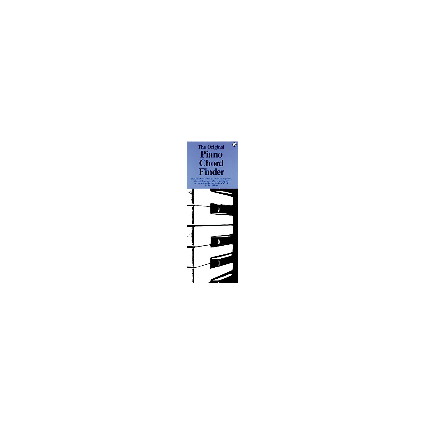 Music Sales The Original Piano Chord Finder (Book) thumbnail