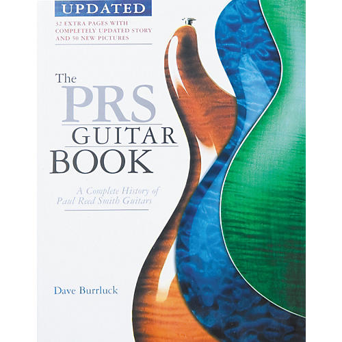 PRS The PRS Guitar Book thumbnail