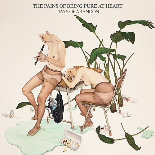 Alliance The Pains of Being Pure at Heart - Days of Abandon thumbnail
