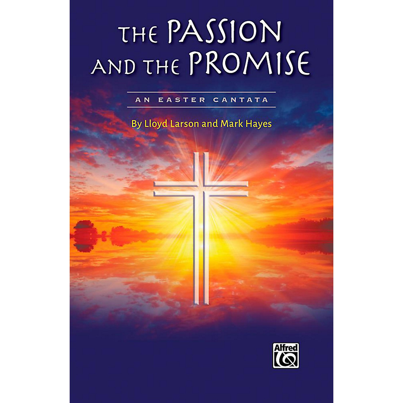 Alfred The Passion and the Promise - InstruTrax CD thumbnail