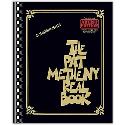 Hal Leonard The Pat Metheny Real Book - Fake Book Series thumbnail