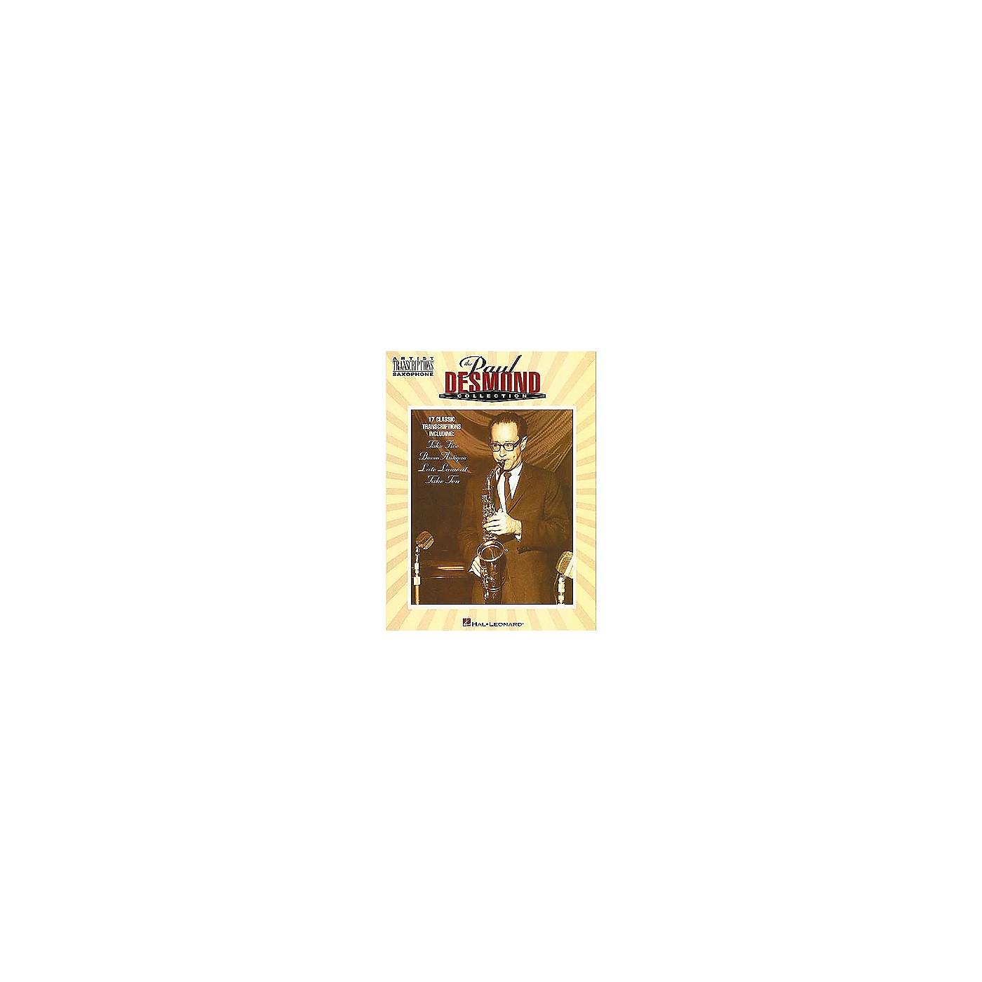 Hal Leonard The Paul Desmond Collection thumbnail