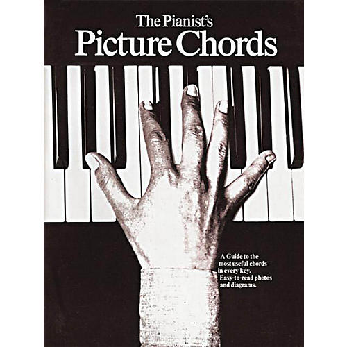 Music Sales The Pianist's Picture Chords Music Sales America Series Softcover Written by Various Authors thumbnail