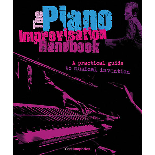 Backbeat Books The Piano Improvisation Handbook thumbnail