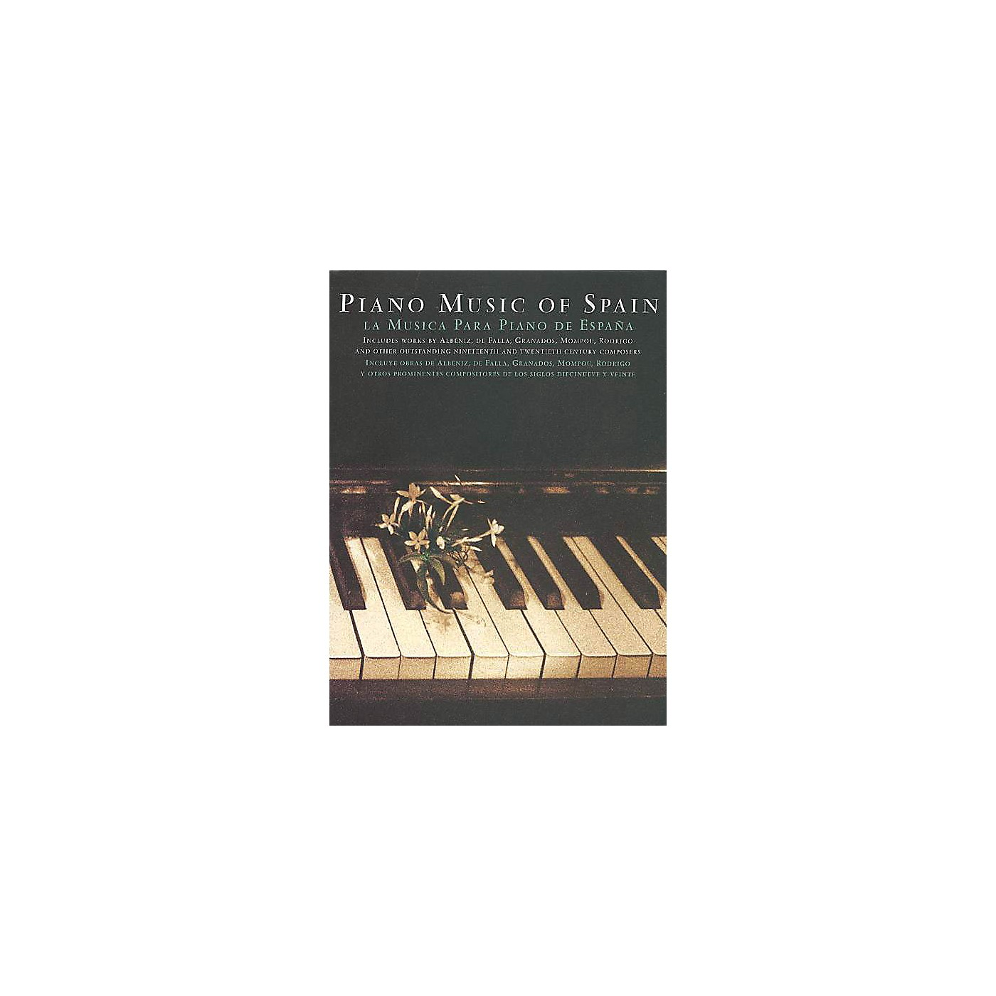 Chester Music The Piano Music of Spain (Jasmine Edition) Music Sales America Series thumbnail