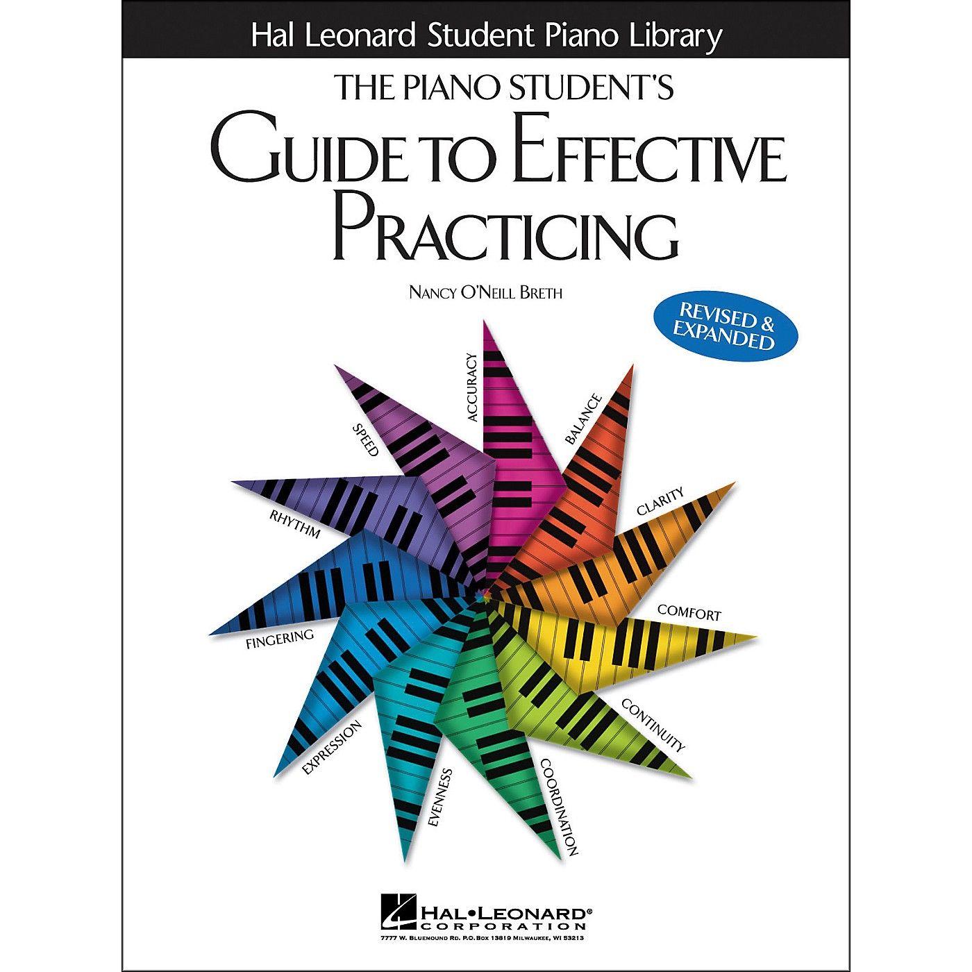 Hal Leonard The Piano Student's Guide To Effective Practicing Hal Leonard Student Piano Library thumbnail