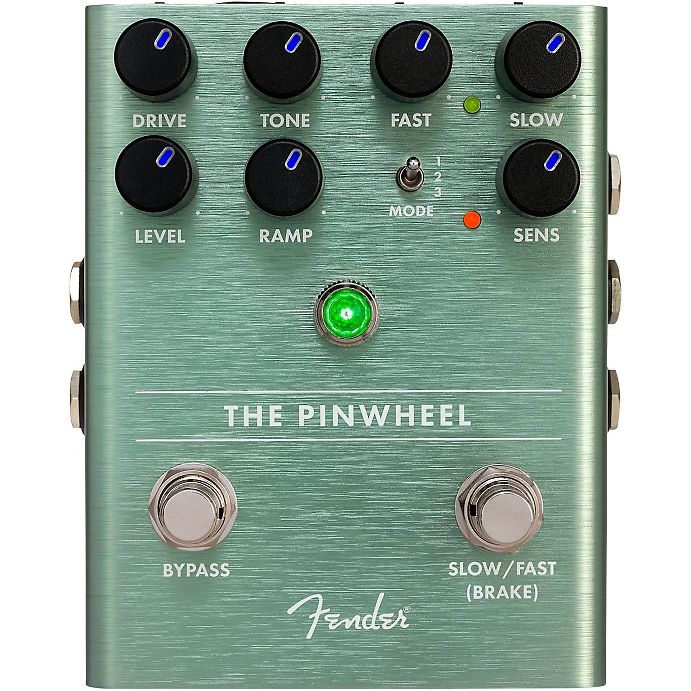 Fender The Pinwheel Rotary Speaker Emulator Effects Pedal thumbnail