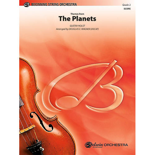 BELWIN The Planets, Themes from Grade 2 thumbnail