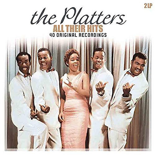 Alliance The Platters - All Their Hits thumbnail