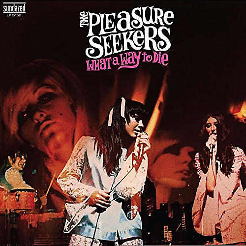 Alliance The Pleasure Seekers - What A Way To Die thumbnail