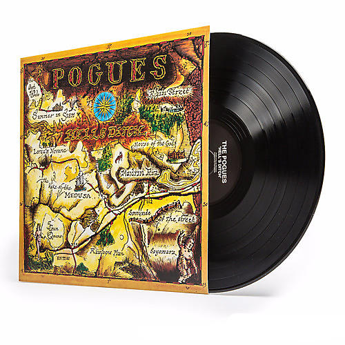 Alliance The Pogues - Hell's Ditch thumbnail