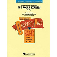 Hal Leonard The Polar Express (Medley) - Discovery Plus Concert Band Series Level 2 arranged by Paul Lavender