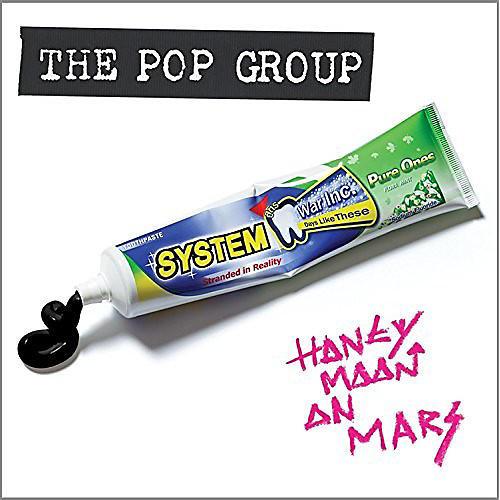 Alliance The Pop Group - Honeymoon On Mars thumbnail
