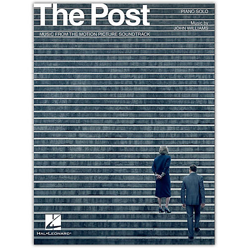 Hal Leonard The Post (Music from the Motion Picture Soundtrack) Piano Solo Songbook thumbnail
