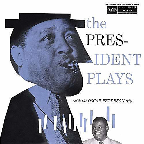 Alliance The President Plays With The Oscar Peterson Trio thumbnail