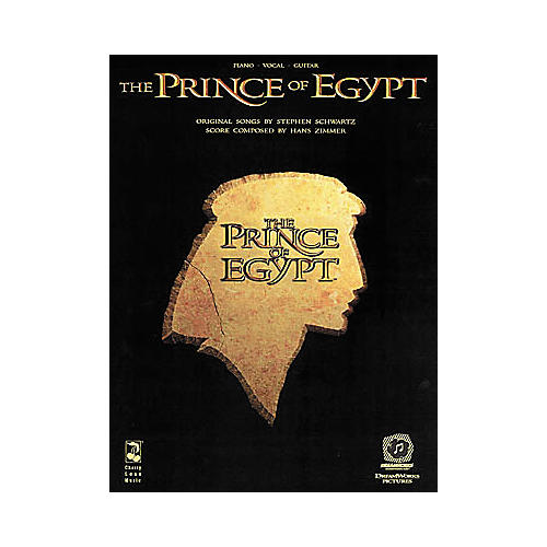 Cherry Lane The Prince of Egypt Vocal Piano, Vocal, Guitar Songbook thumbnail