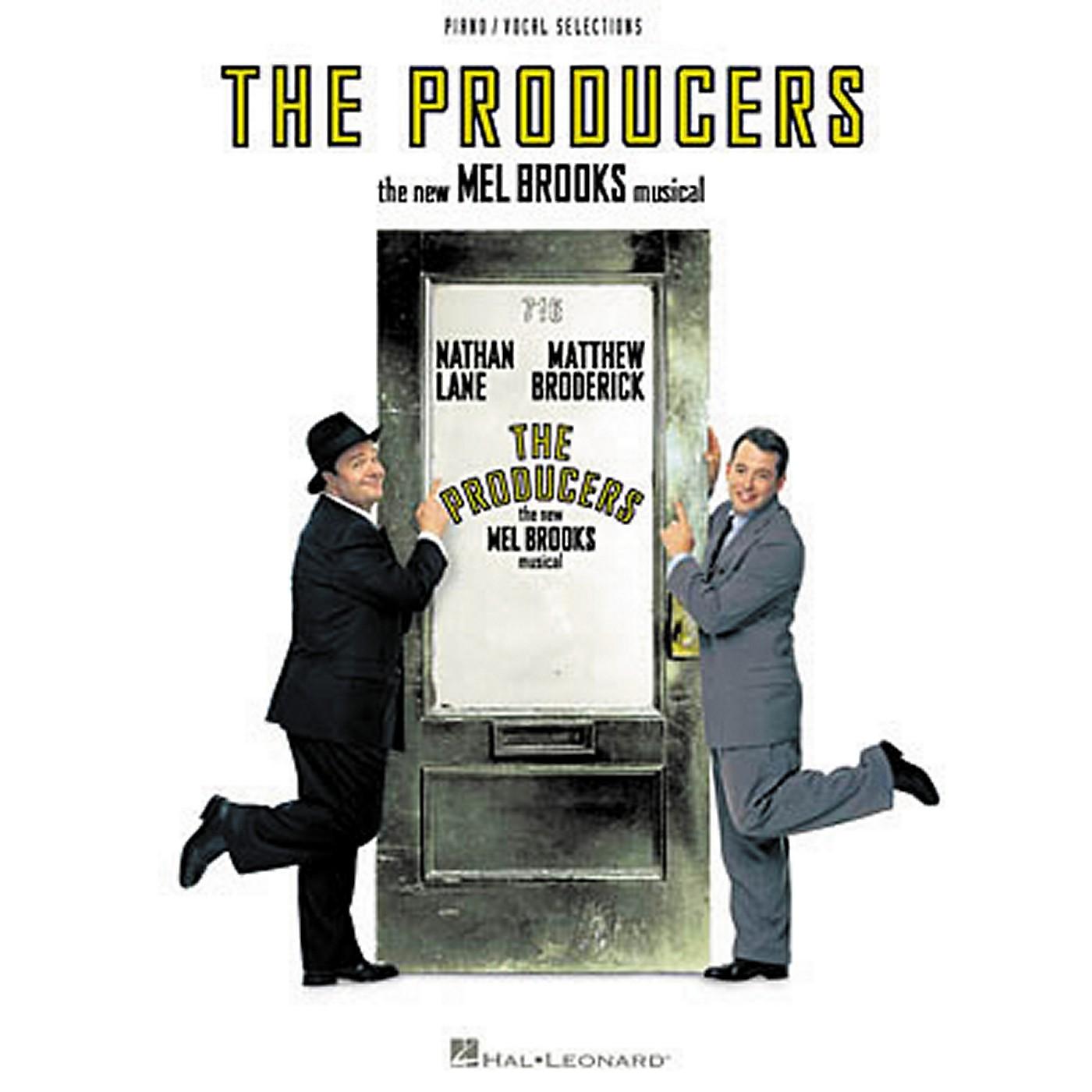 Hal Leonard The Producers Book thumbnail