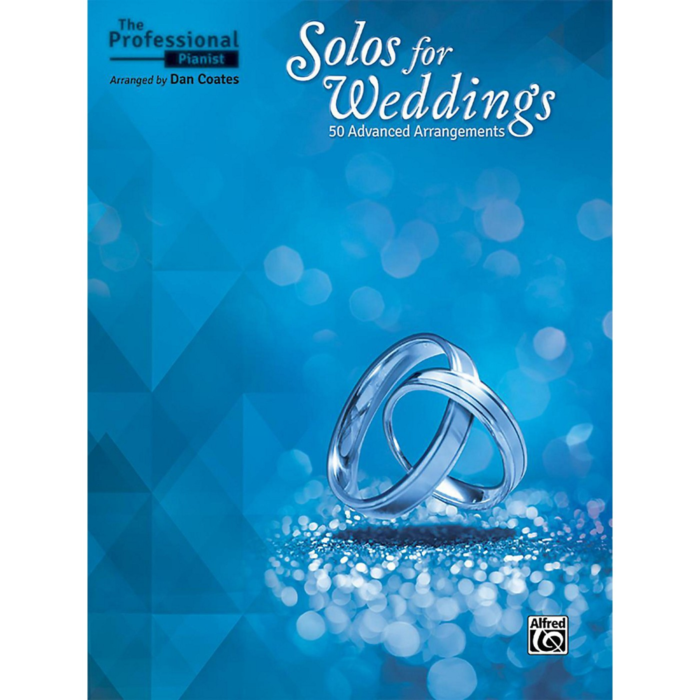 Alfred The Professional Pianist - Solos for Weddings Book Advanced Songbook thumbnail