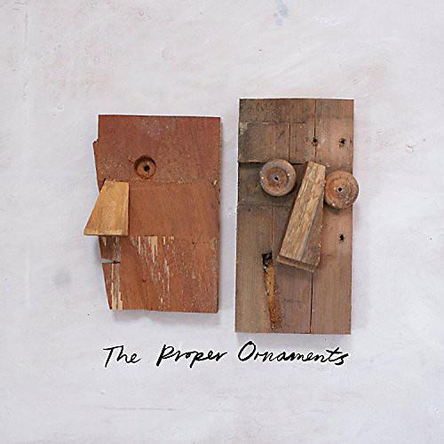 Alliance The Proper Ornaments - Wooden Head thumbnail
