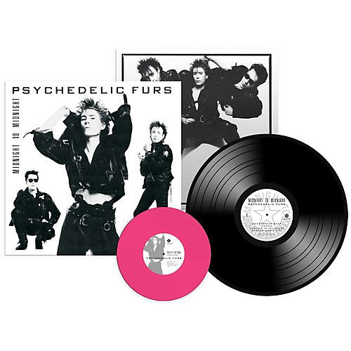 Alliance The Psychedelic Furs - Midnight to Midnight thumbnail