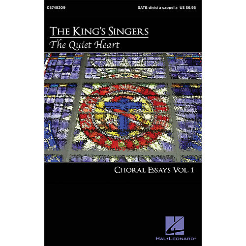 Hal Leonard The Quiet Heart: Choral Essays Volume 1 SATB DV A Cappella by The King's Singers arranged by Philip Lawson thumbnail