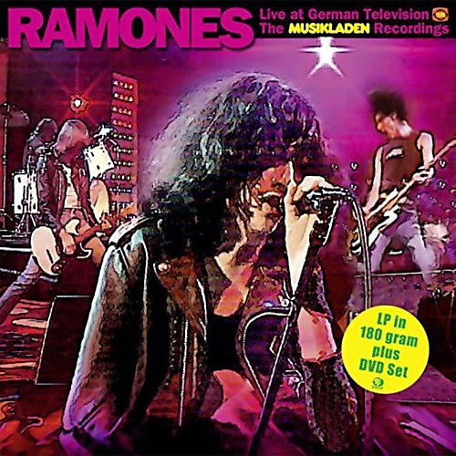 Alliance The Ramones - Live at German Television: Musikladen Recording 78 thumbnail