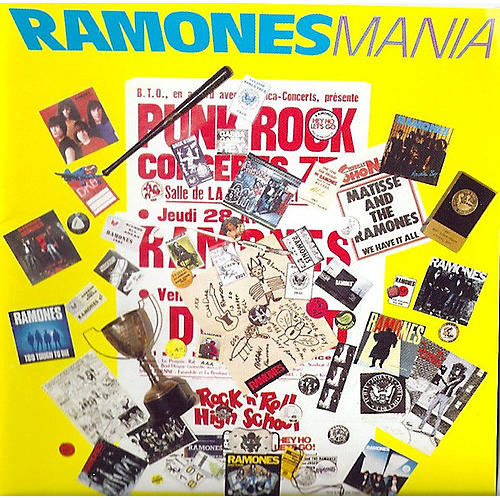 Alliance The Ramones - Ramones Mania thumbnail