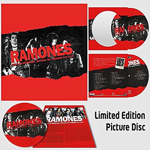 Alliance The Ramones - Wbuf Fm Broadcast Buffalo Ny February 8th 1979 thumbnail