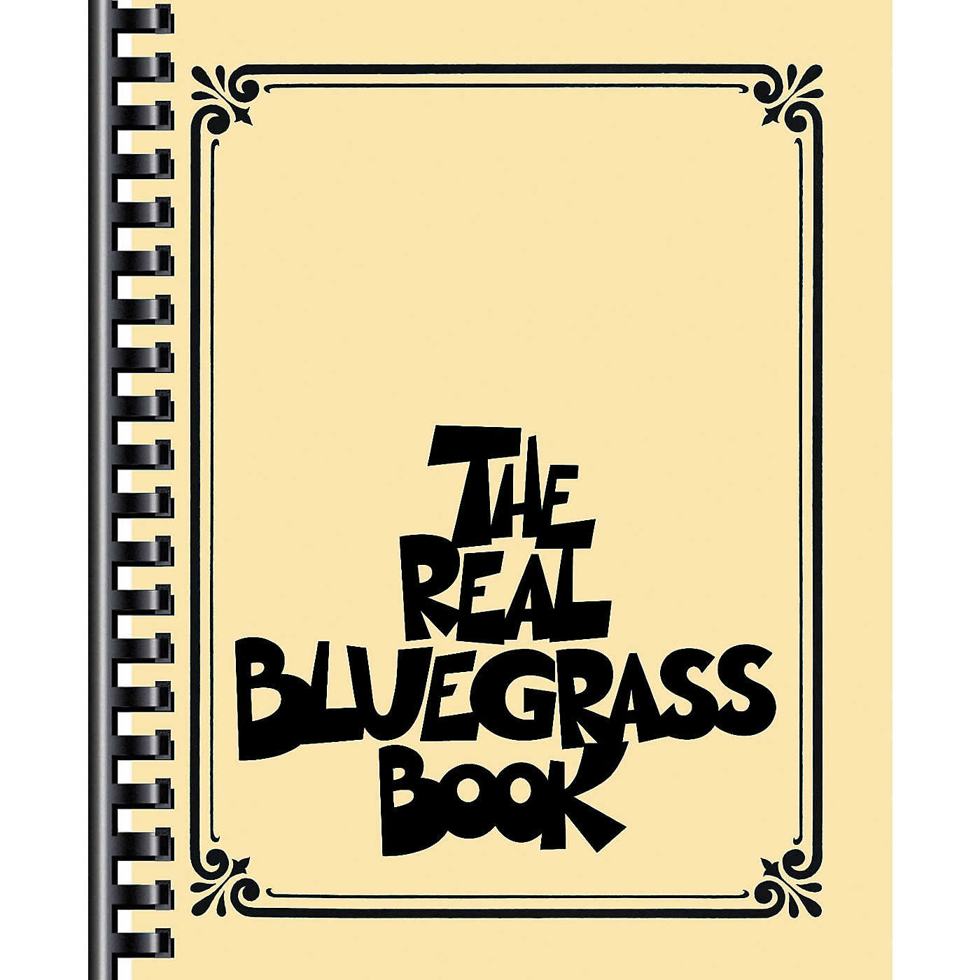 Hal Leonard The Real Bluegrass Book - Fake Book thumbnail