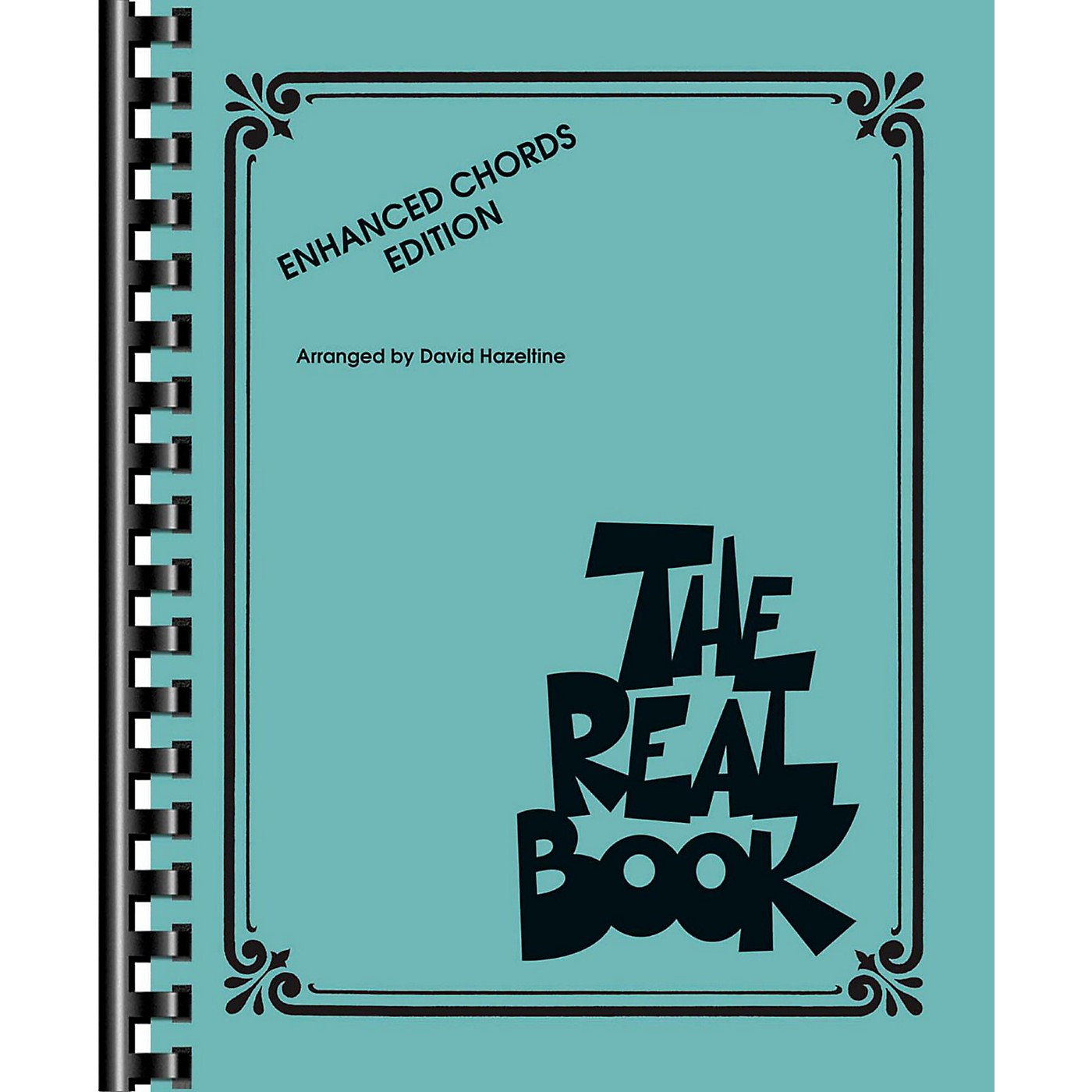 Hal Leonard The Real Book - Enhanced Chords Edition thumbnail