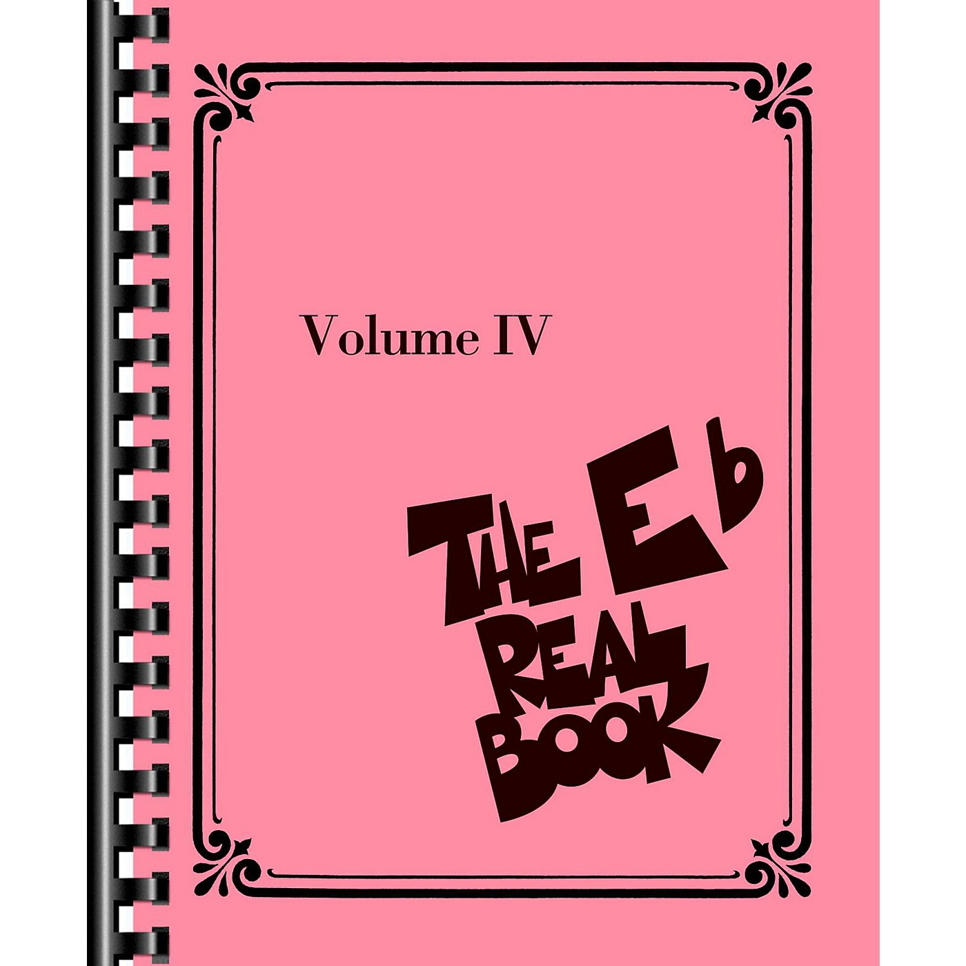 Hal Leonard The Real Book - Volume IV (E-Flat Edition) thumbnail