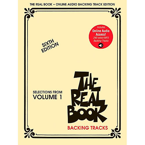 Hal Leonard The Real Book Play-Along Volume 1 (Sixth Edition) Audio Online thumbnail
