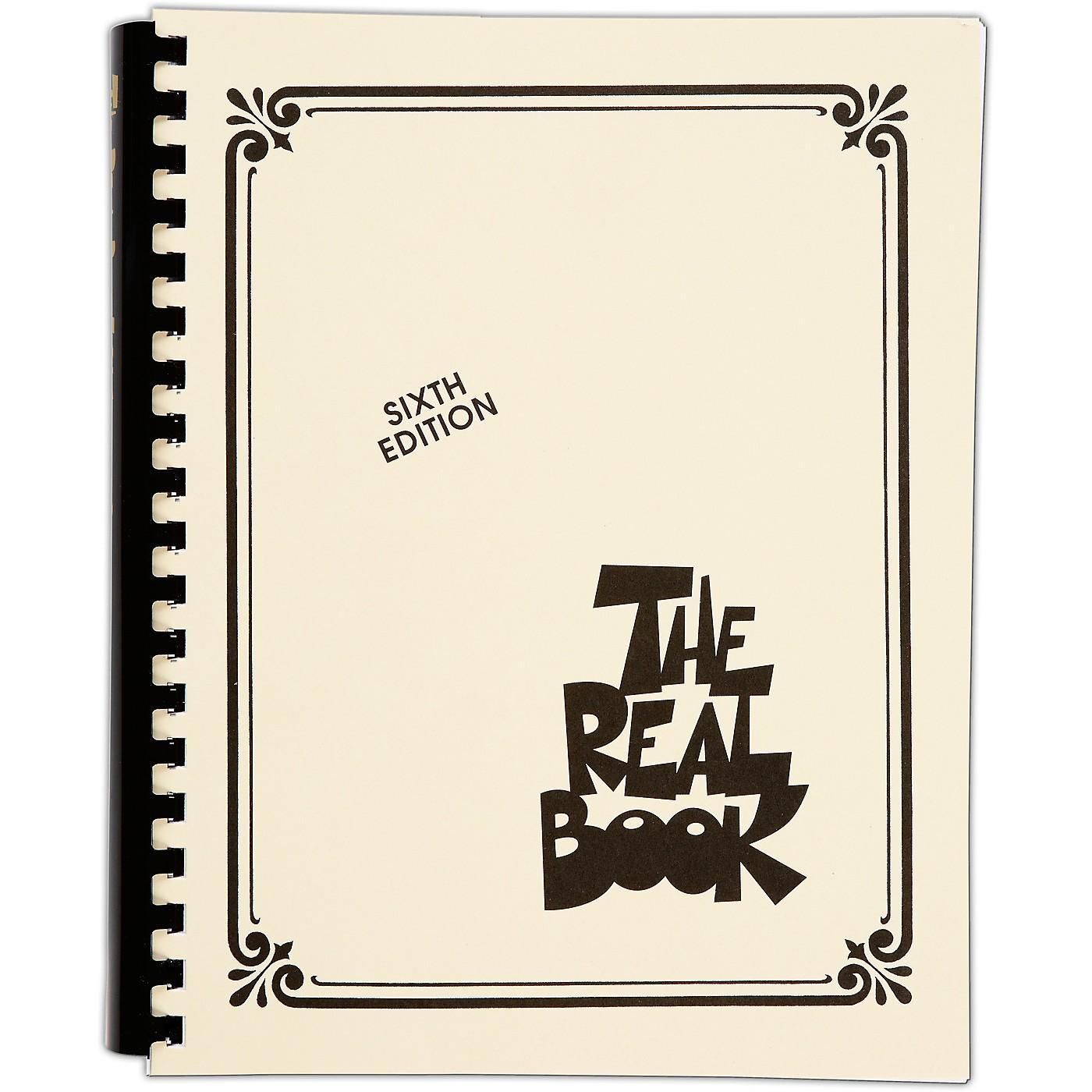 Hal Leonard The Real Book, Sixth Edition - C Instruments thumbnail