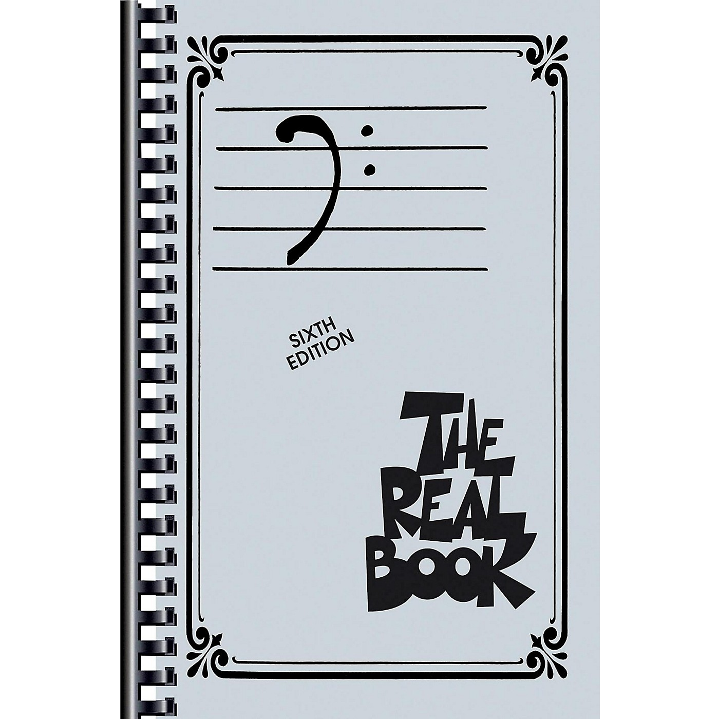 Hal Leonard The Real Book Volume 1 (Bass Clef Edition) - Mini Size thumbnail