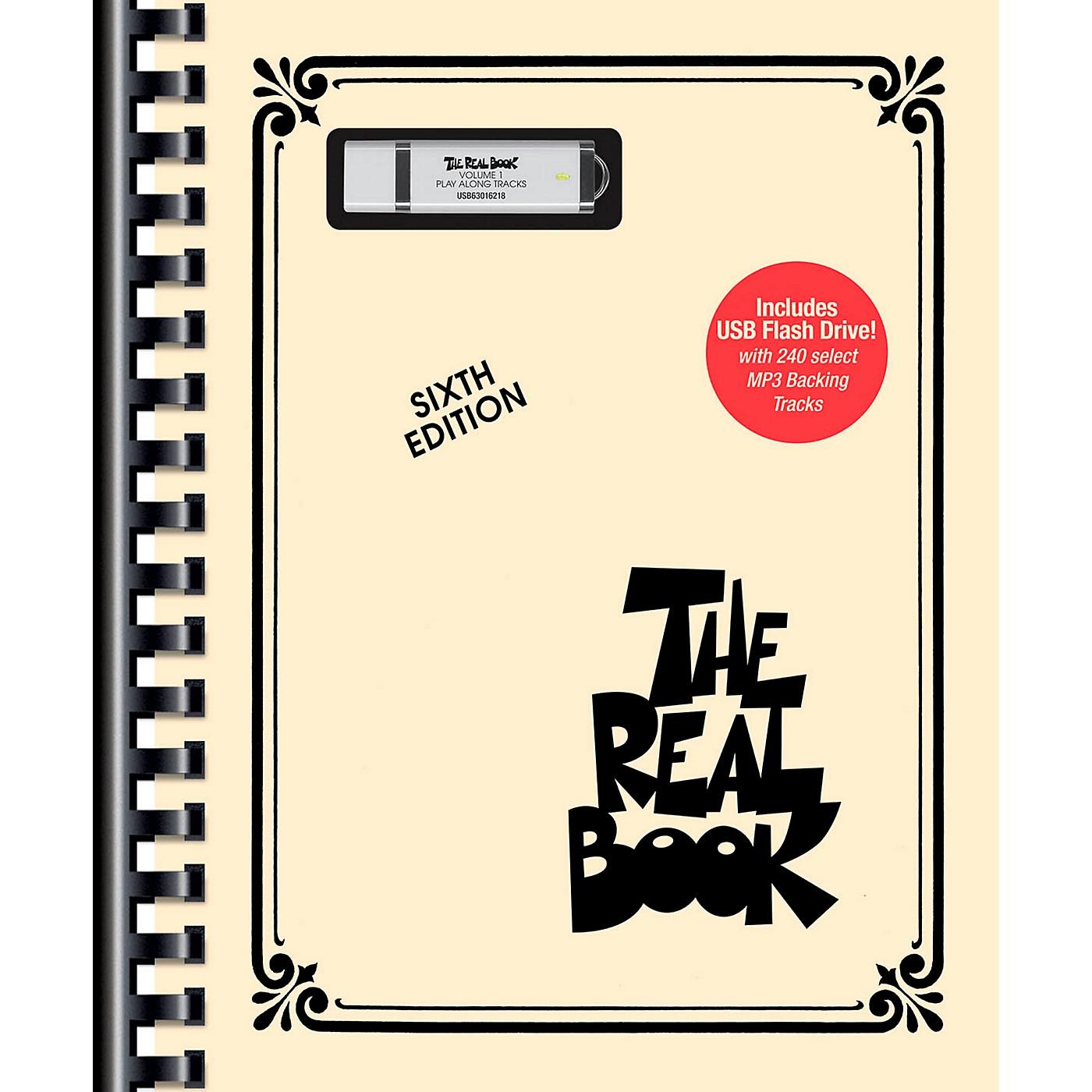 Hal Leonard The Real Book Volume 1 Book/USB Flash Drive Play-Along Pack thumbnail