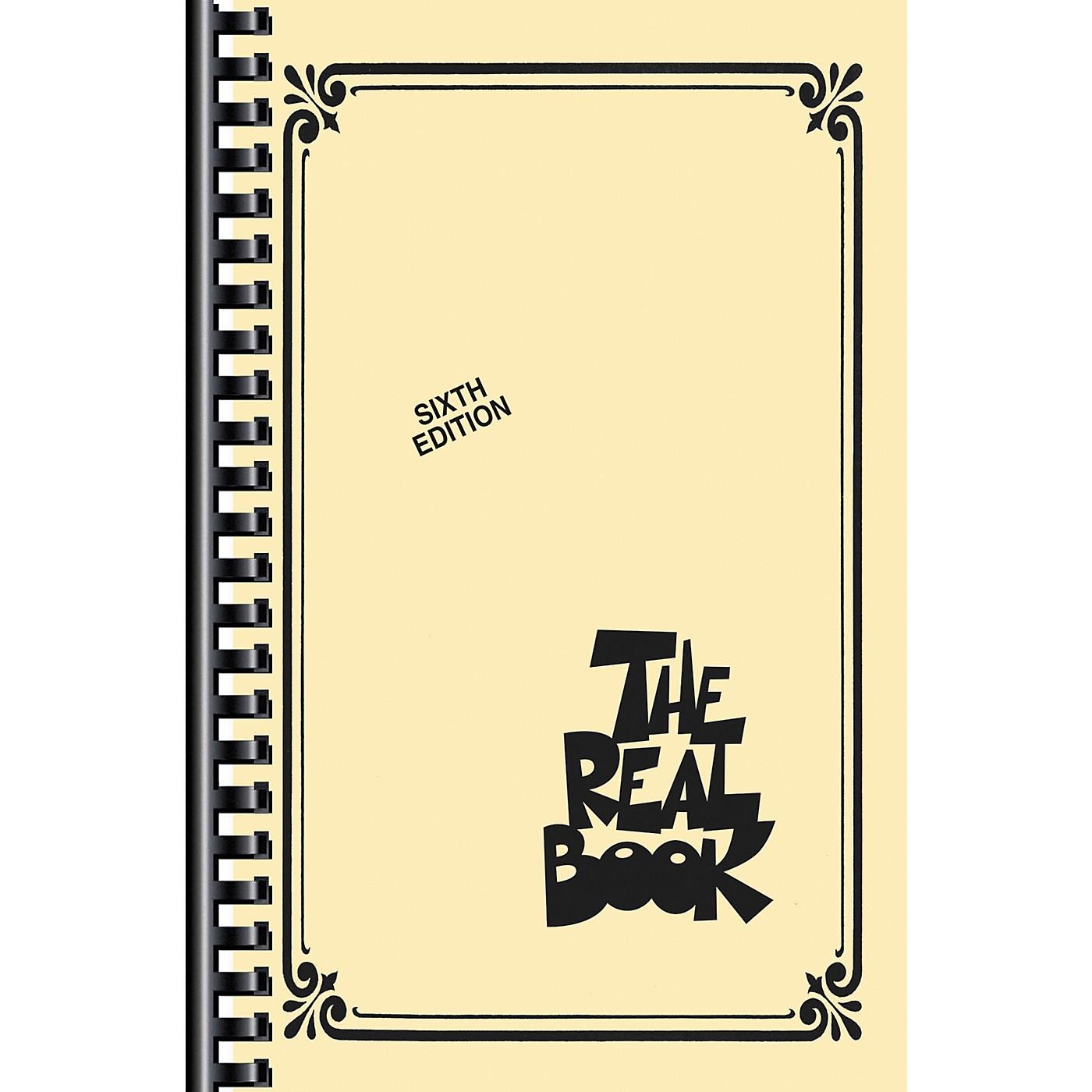 Hal Leonard The Real Book Volume 1 (C Edition) - Mini Size thumbnail