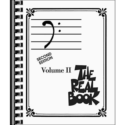 Hal Leonard The Real Book Volume 2 - C Edition-thumbnail