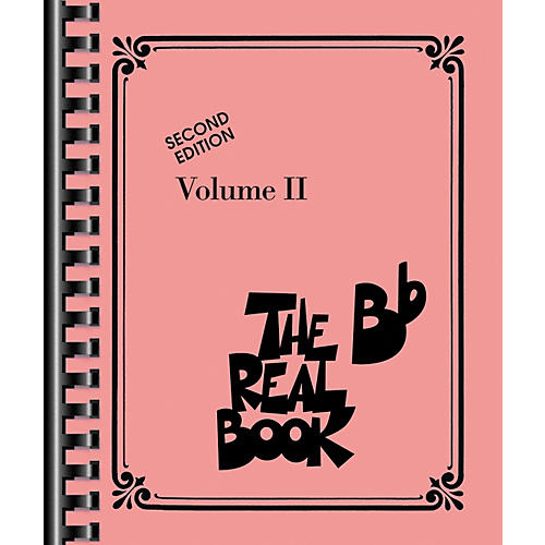 Hal Leonard The Real Book Volume 2 Bb 2nd Edition-thumbnail