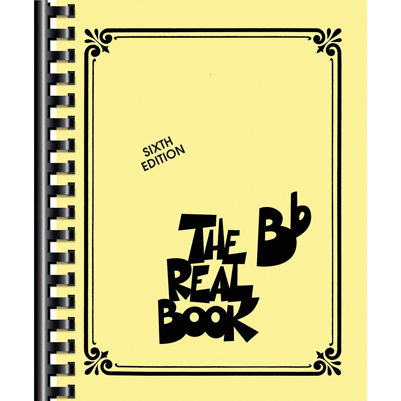 Hal Leonard The Real Book, Volume I Sixth Edition (Bb Instruments) thumbnail
