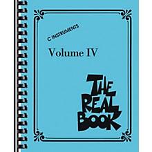 Hal Leonard The Real Book Volume IV (C Edition) - Fake Book