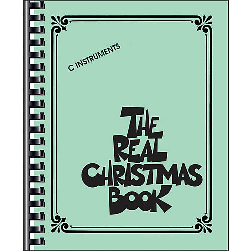 Hal Leonard The Real Christmas Book C Edition-thumbnail