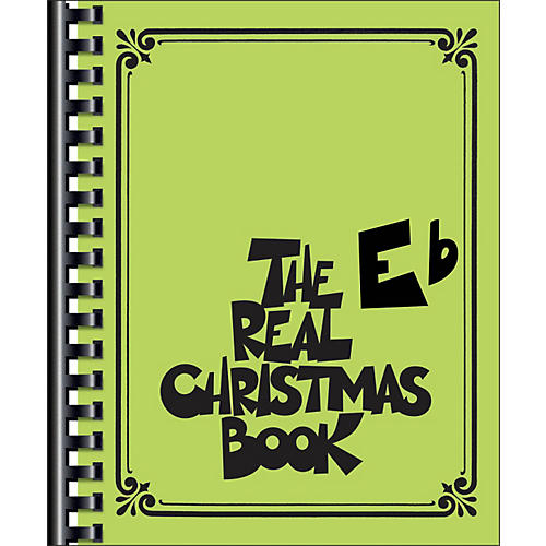 Hal Leonard The Real Christmas Book E Flat Edition thumbnail