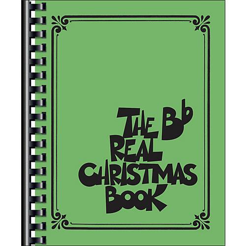 Hal Leonard The Real Christmas Fake Book B Flat Edition thumbnail