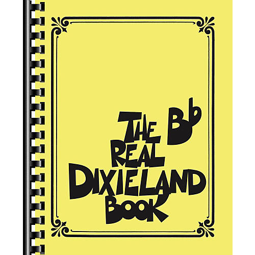 Hal Leonard The Real Dixieland Book (B Flat Edition) thumbnail