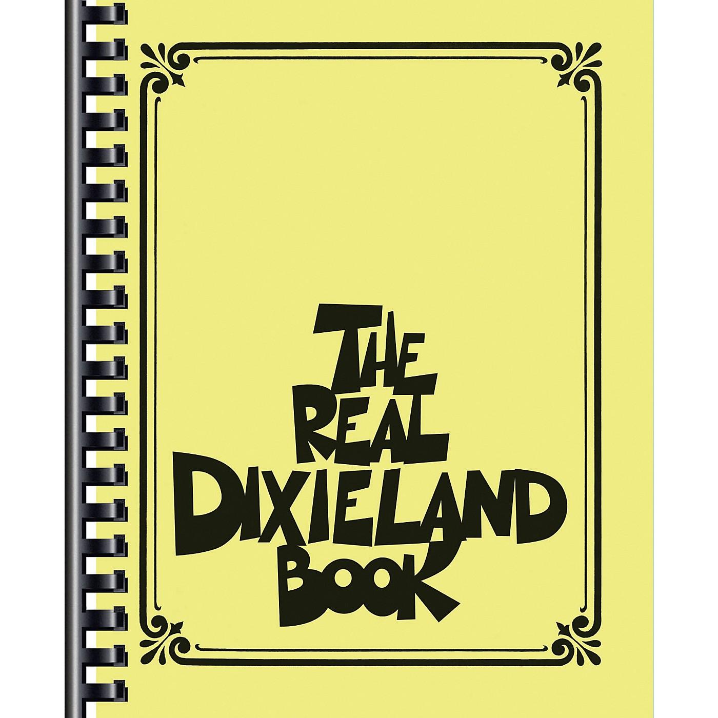 Hal Leonard The Real Dixieland Book thumbnail