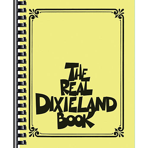 Hal Leonard The Real Dixieland Book thumbnail