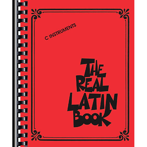 Hal Leonard The Real Latin Book - C Edition thumbnail