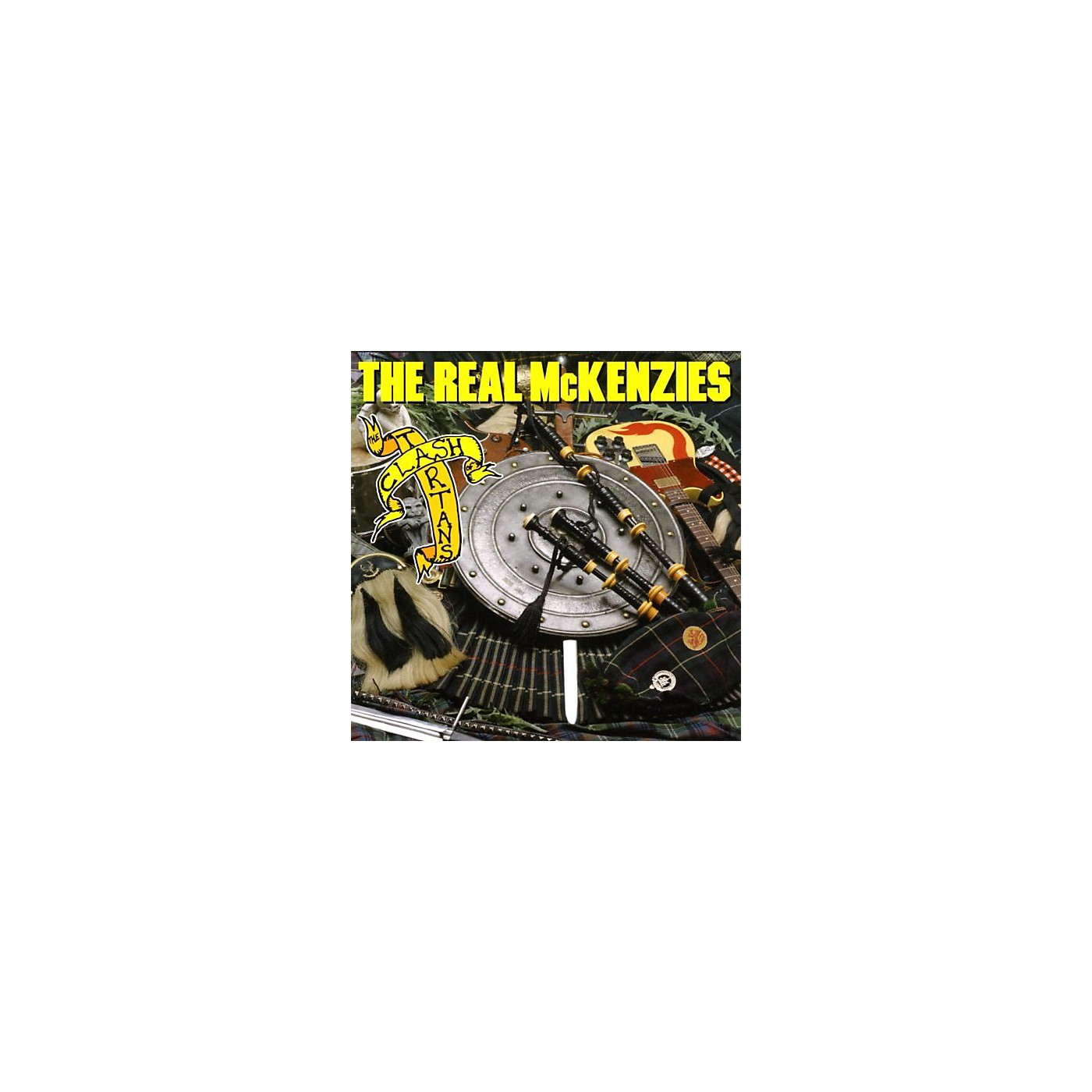 Alliance The Real McKenzies - Clash Of The Tartans thumbnail