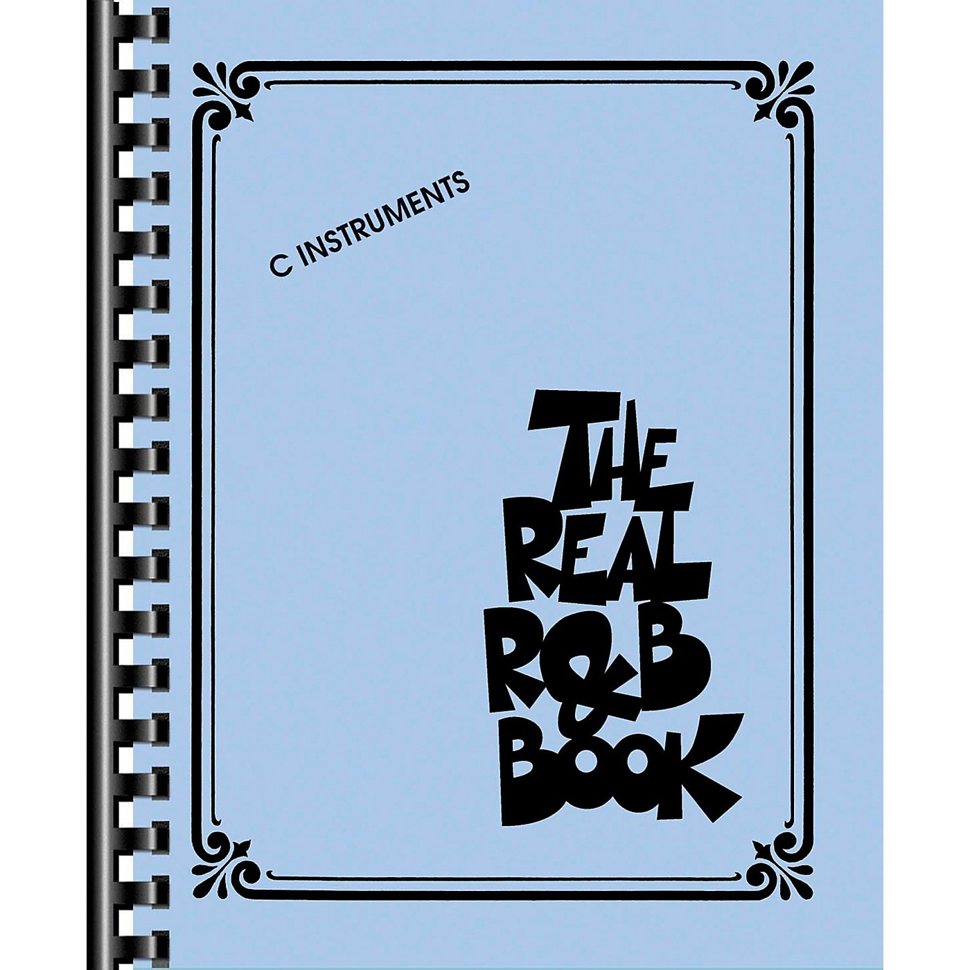 Hal Leonard The Real R&B Book - C Edition Fake Book thumbnail